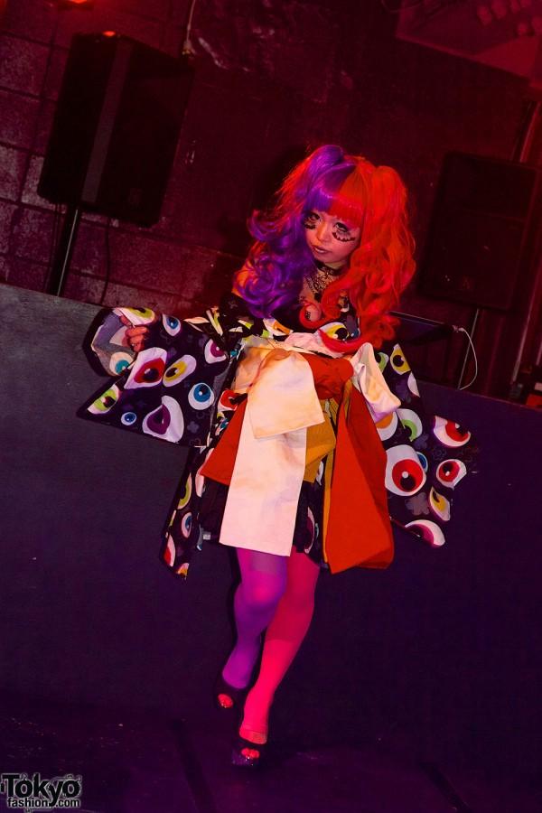 Kimono Fashion Show at Candy Pop Tokyo (18)