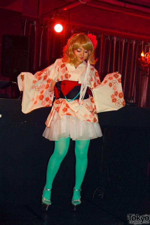 Kimono Fashion Show at Candy Pop Tokyo (19)