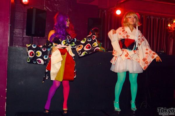 Kimono Fashion Show at Candy Pop Tokyo (20)