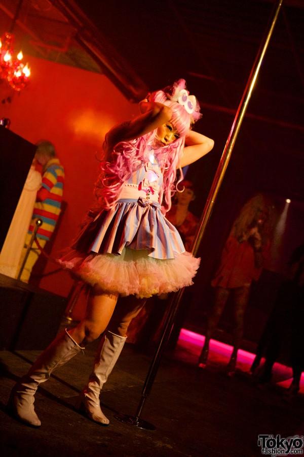 Kimono Fashion Show at Candy Pop Tokyo (22)