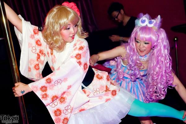 Kimono Fashion Show at Candy Pop Tokyo (25)