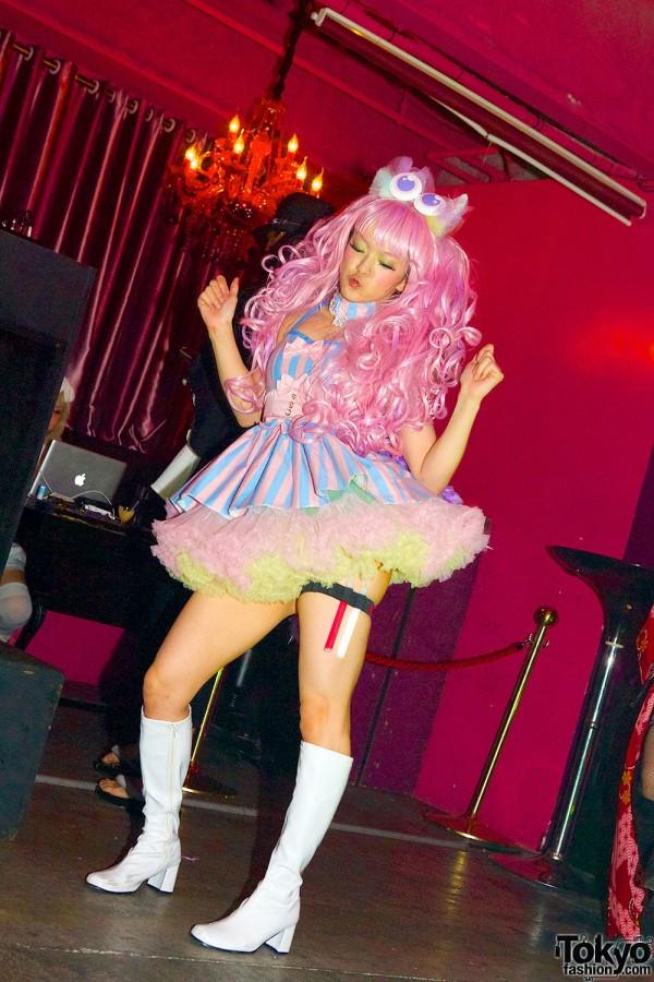 Kimono Fashion Show at Candy Pop Tokyo (26)