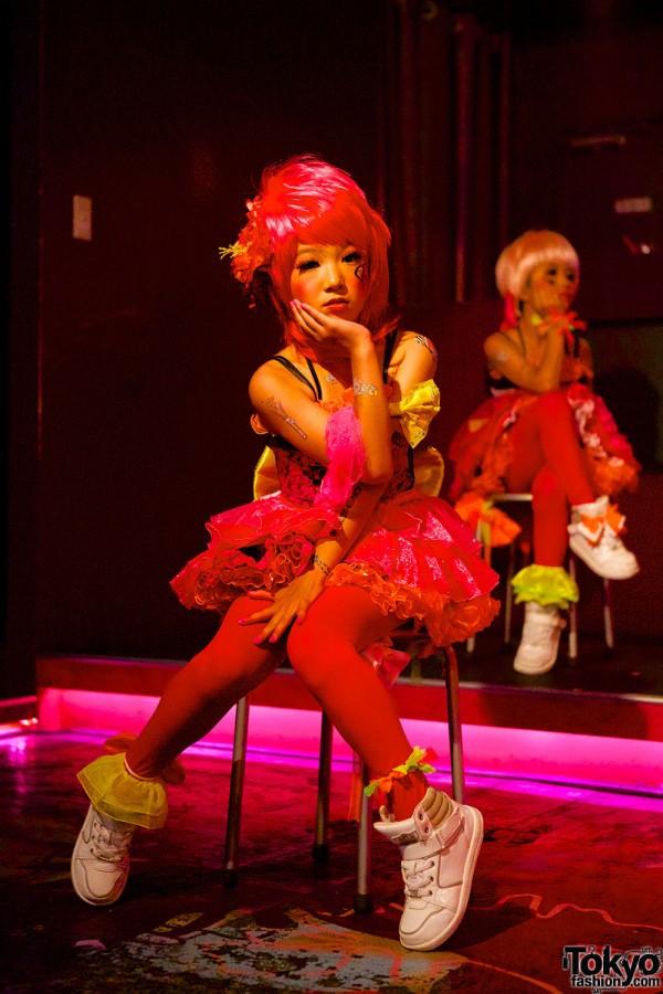 Kimono Fashion Show at Candy Pop Tokyo (33)
