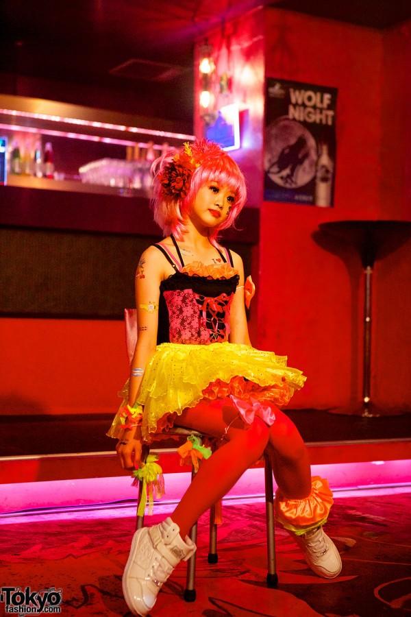 Kimono Fashion Show at Candy Pop Tokyo (37)