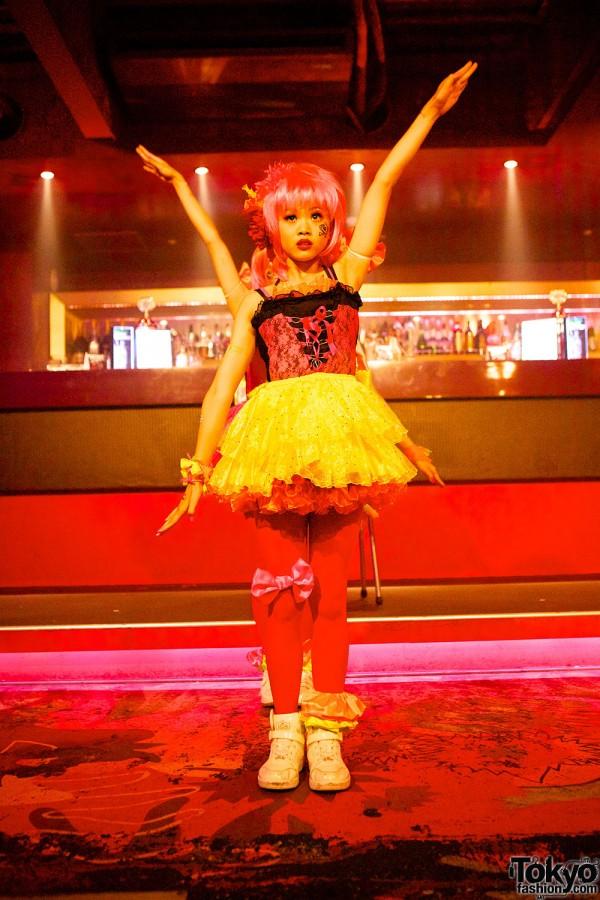 Kimono Fashion Show at Candy Pop Tokyo (41)