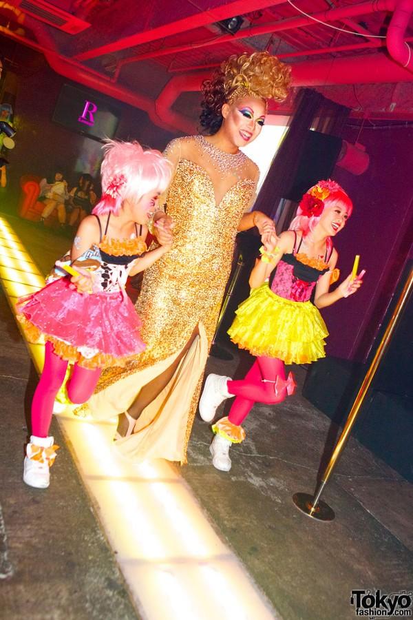 Kimono Fashion Show at Candy Pop Tokyo (53)