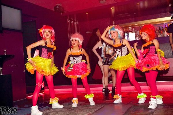 Kimono Fashion Show at Candy Pop Tokyo (55)