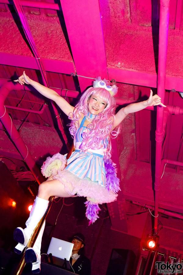 Kimono Fashion Show at Candy Pop Tokyo (58)