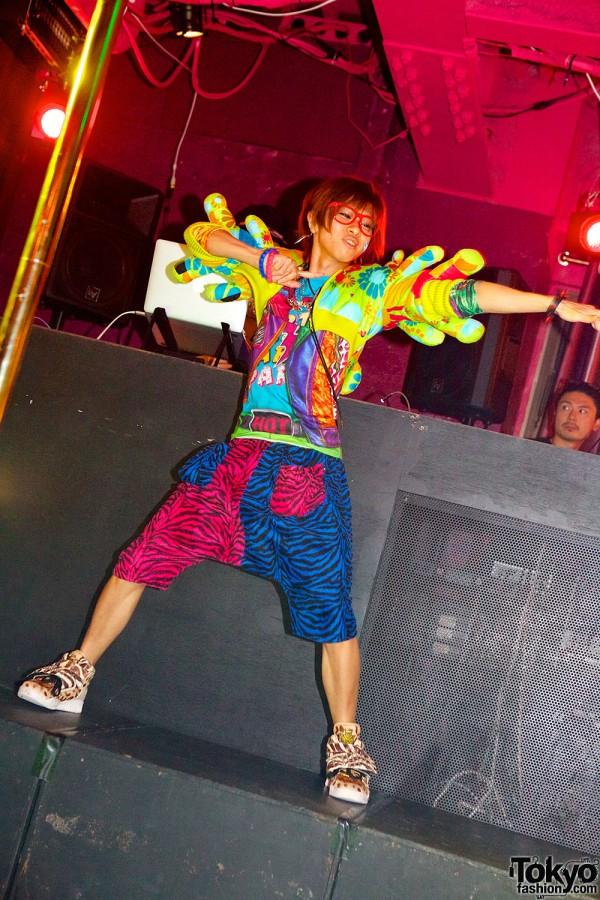 Kimono Fashion Show at Candy Pop Tokyo (59)