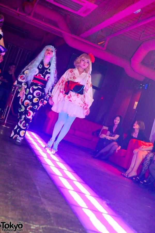 Kimono Fashion Show at Candy Pop Tokyo (60)