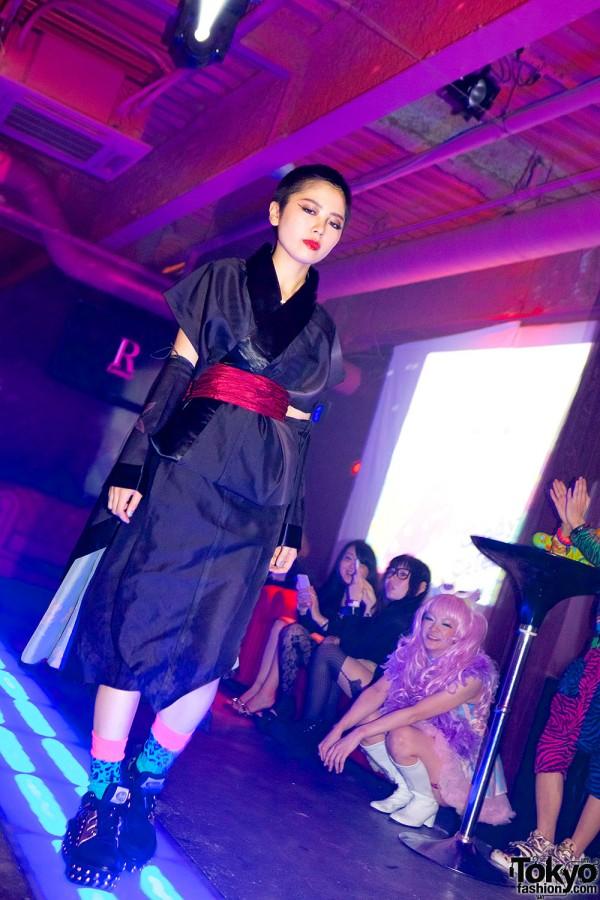 Kimono Fashion Show at Candy Pop Tokyo (61)
