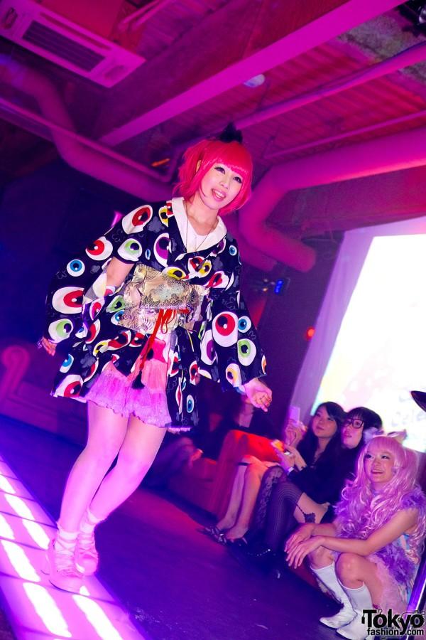 Kimono Fashion Show at Candy Pop Tokyo (62)