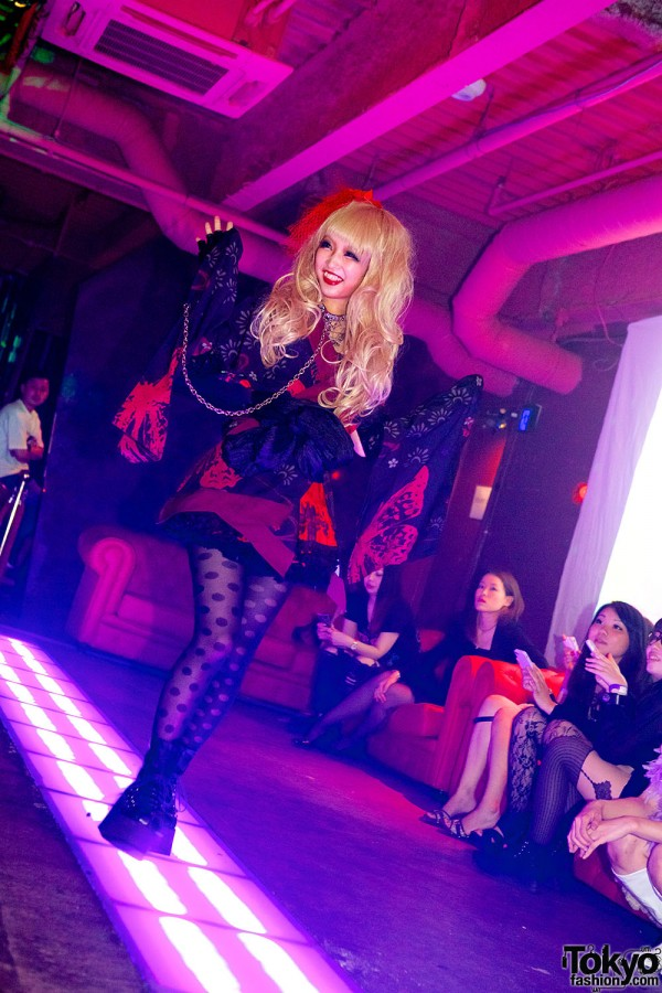 Kimono Fashion Show at Candy Pop Tokyo (63)