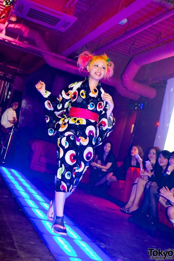 Kimono Fashion Show at Candy Pop Tokyo (65)