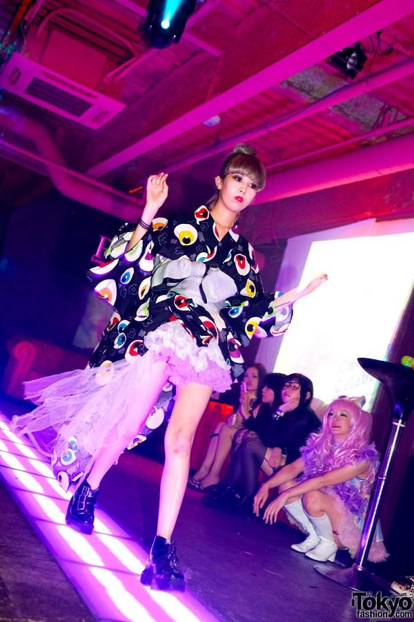 Kimono Fashion Show at Candy Pop Tokyo (66)