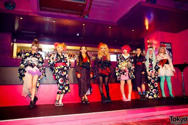 Kimono Fashion Show at Candy Pop Tokyo (67)