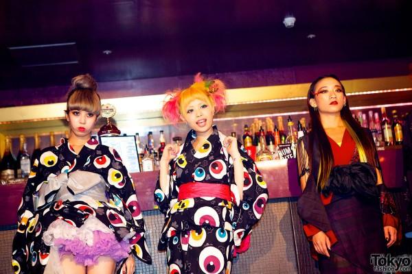 Kimono Fashion Show at Candy Pop Tokyo (68)
