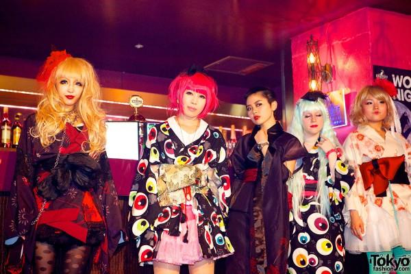Kimono Fashion Show at Candy Pop Tokyo (69)