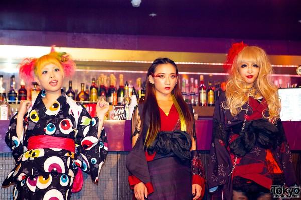 Kimono Fashion Show at Candy Pop Tokyo (70)