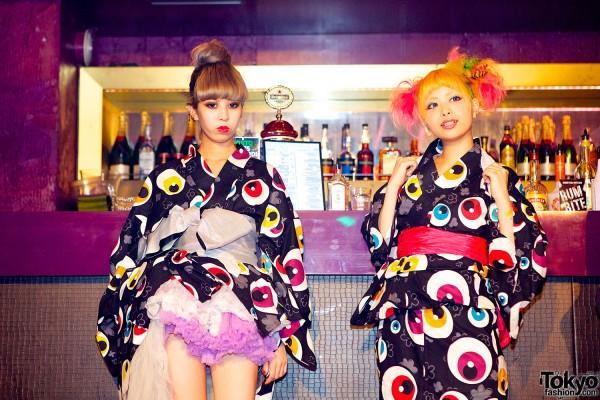 Kimono Fashion Show at Candy Pop Tokyo (71)