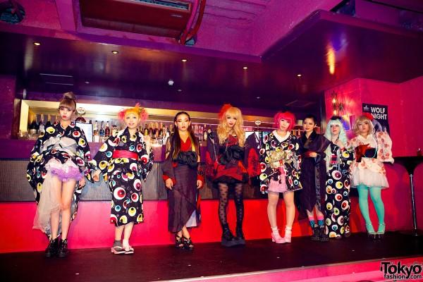 Kimono Fashion Show at Candy Pop Tokyo (72)