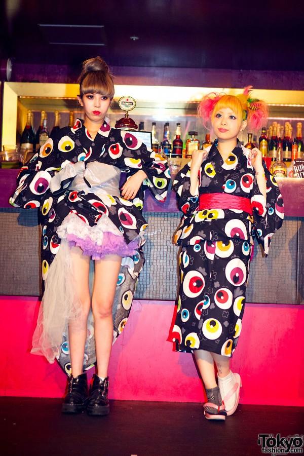 Kimono Fashion Show at Candy Pop Tokyo (73)