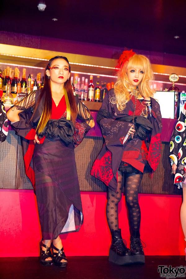 Kimono Fashion Show at Candy Pop Tokyo (74)