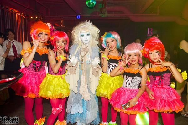 Kimono Fashion Show at Candy Pop Tokyo (80)