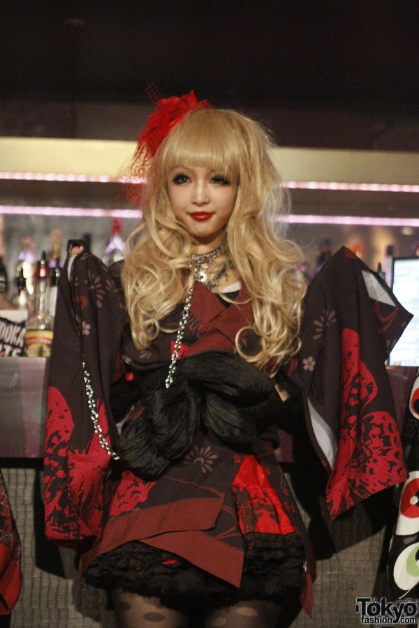 Kimono Fashion Show at Candy Pop Tokyo (88)