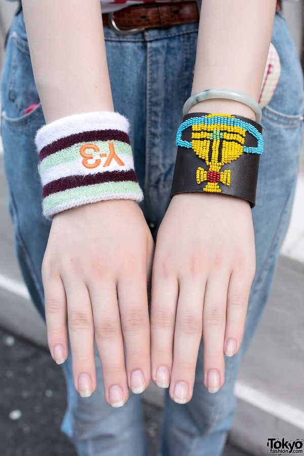 Vivienne Westwood & Y-3 Wristbands