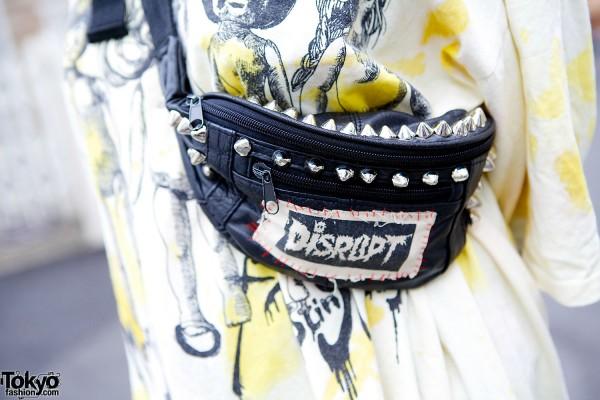 Disrupt Shoulder Bag