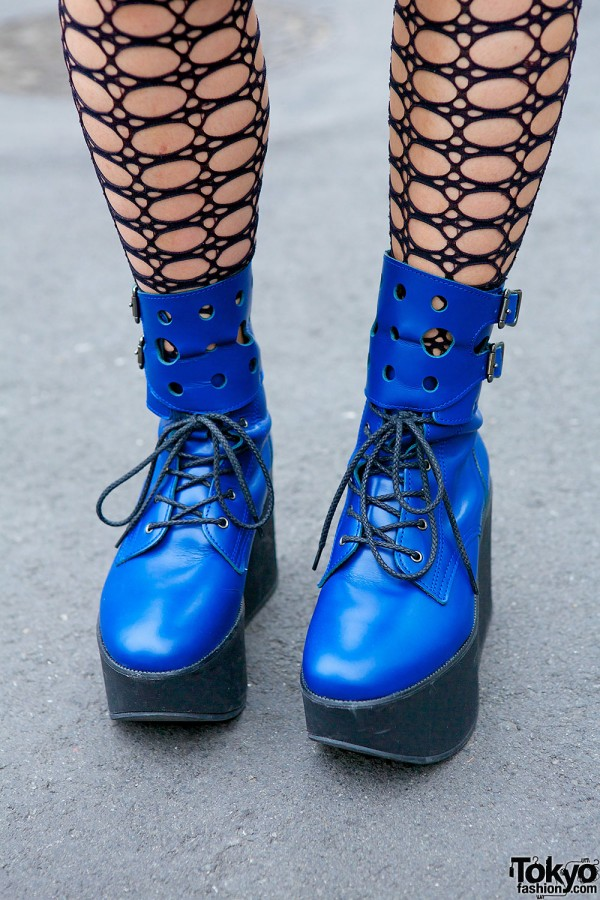 Tokyo Bopper boots