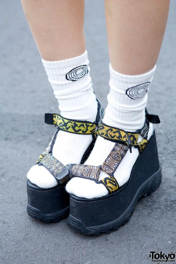 k3 & co. Platform Sandals