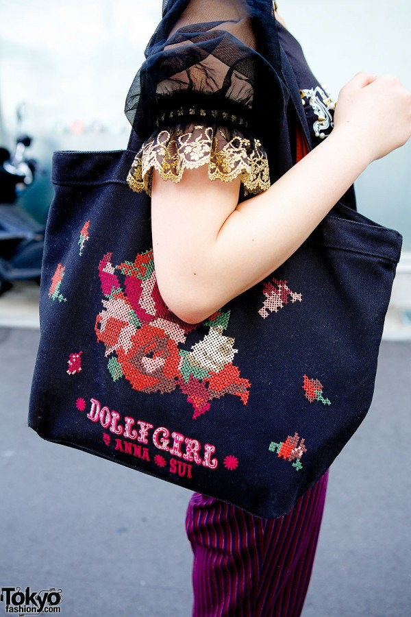 Dolly Girl by Anna Sui Bag
