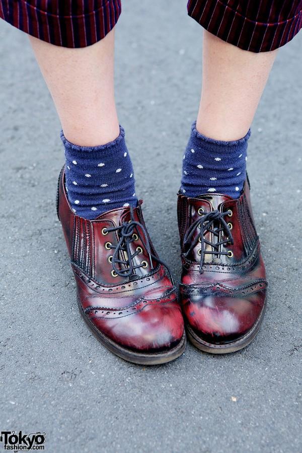 Ashinaga-Ojisan Shoes