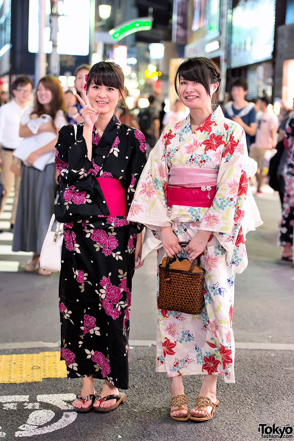 Yukata in harajuku 3 tokyo fashion news for Fashion for home uk