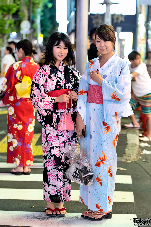 Что носят в японии женщины