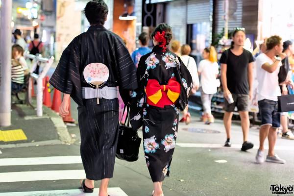 Yukata in Harajuku (33)