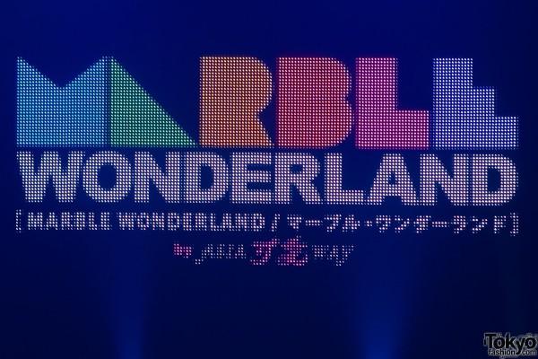 Marble Wonderland Tokyo w/ Fig & Viper, Harajuku SeaPunk, Dempagumi.inc, Hirari Ikeda & more!