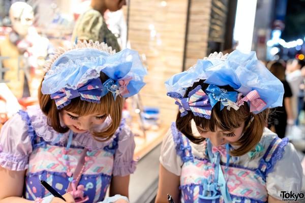 Sweet Lolita Bonnets & Bows