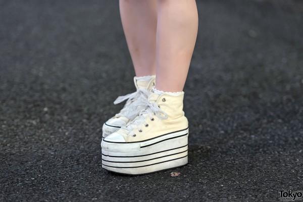 Jouetie Platform Sneakers