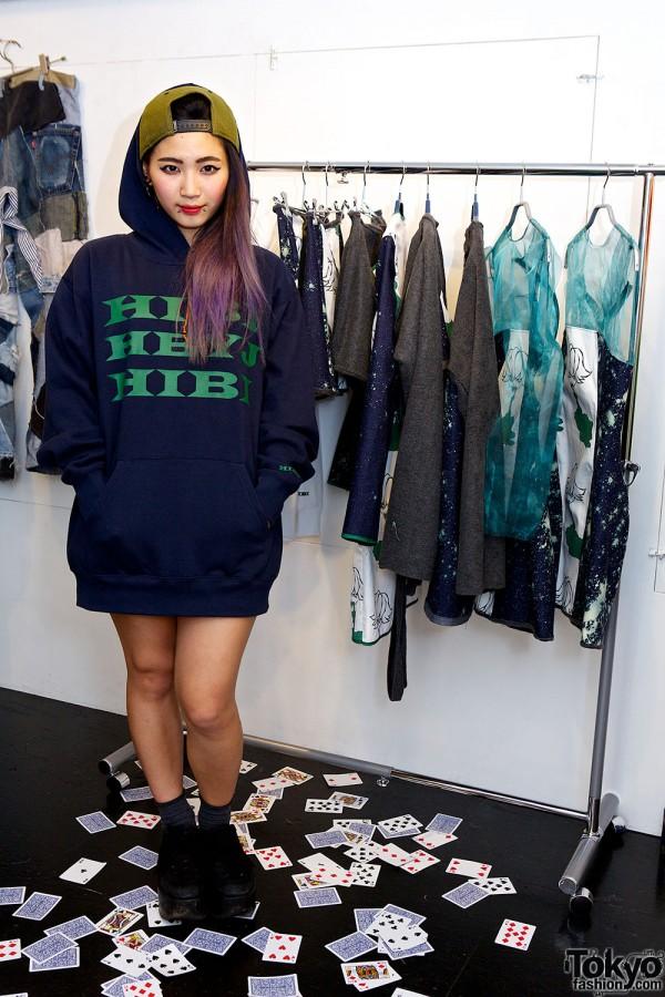 HIBI, Orleans, Chimerical & HEIHEI – MGK Fashion Exhibition in Harajuku