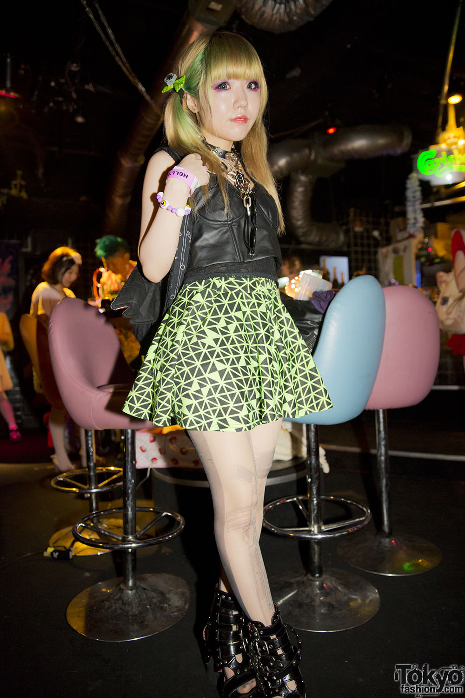 Harajuku Fashion Snaps & Music at Heavy Pop #11 – 75+ pics