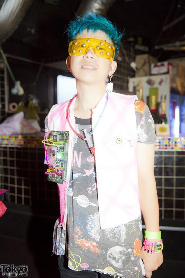Harajuku Fashion Party Heavy Pop 11 (28)