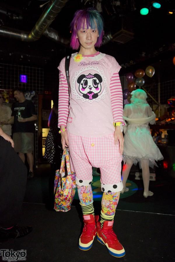 Harajuku Fashion Party Heavy Pop 11 (67)