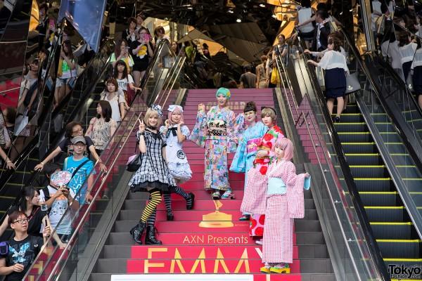 Harajuku Fashion - Kumamiki x Putumayo (2)