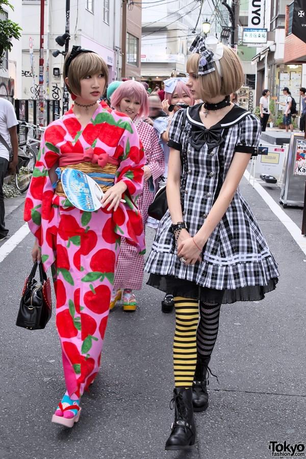 Harajuku Fashion - Kumamiki x Putumayo (4)