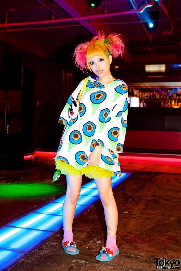 Haruka Kurebayashi x Candy Pop (1)