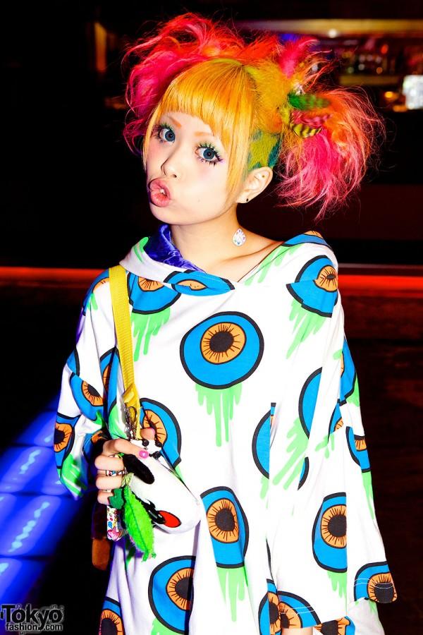 Haruka Kurebayashi x Candy Pop (2)