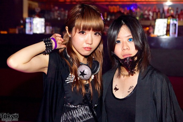 Moriya Kuma & Friend at Candy Pop (30)
